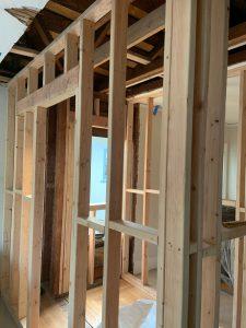 Build a 2nd Shower Between 2 Bedrooms