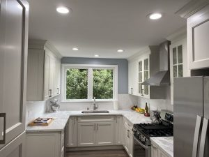 Kitchen Remodel and New Electric Panel