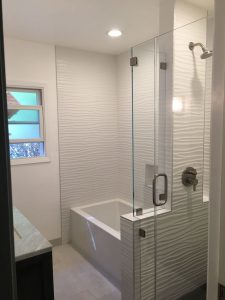 Remodel Master Shower and Bath